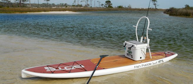 Bote Board Pack & Paddle