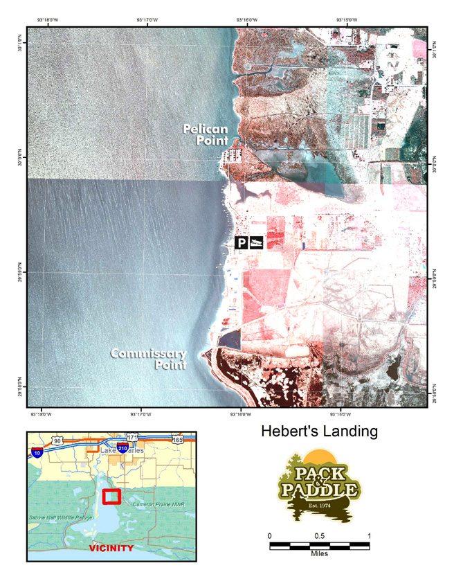 Hebert's Landing