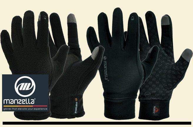 Manzella Gloves Pack & Paddle
