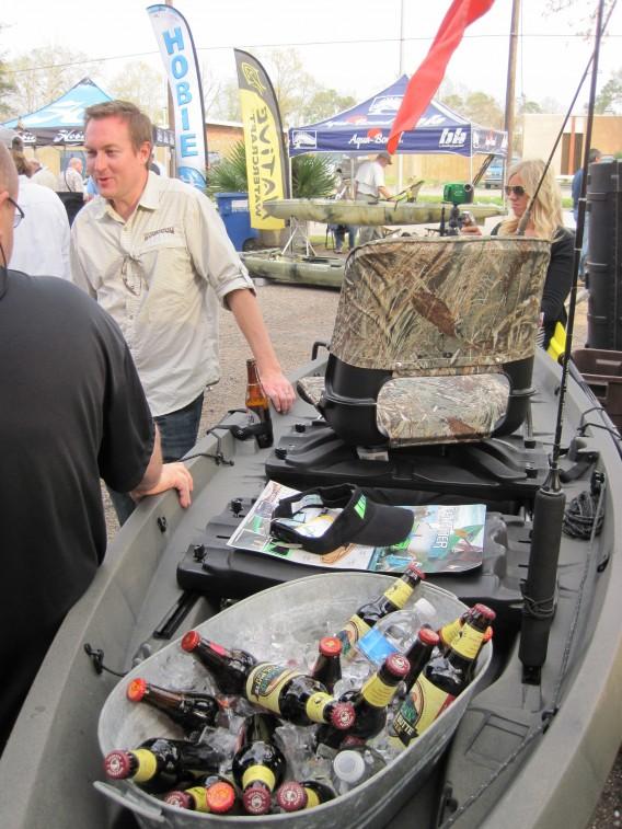 Beer & Gear Social Night Pack & Paddle