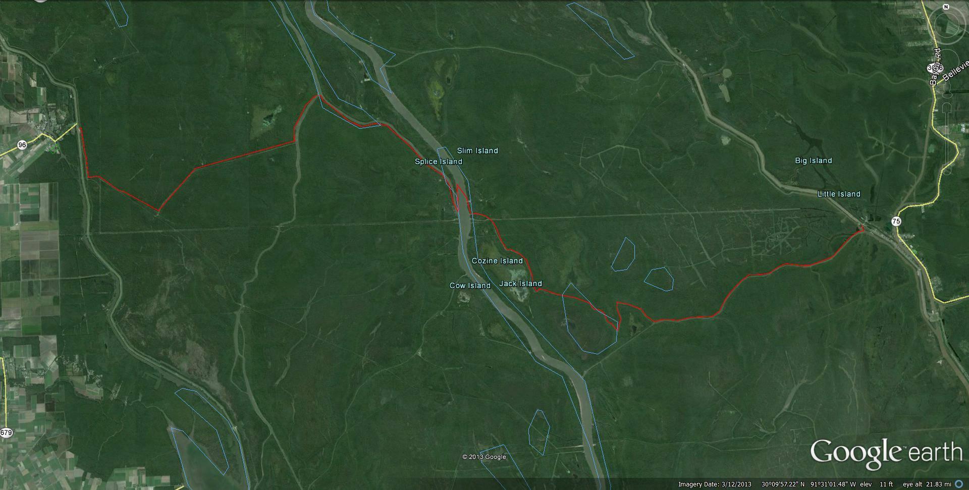 Basin Route