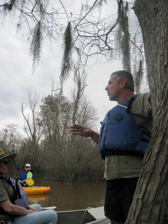 Basinkeeper Indian Bayou Paddle Pack & Paddle