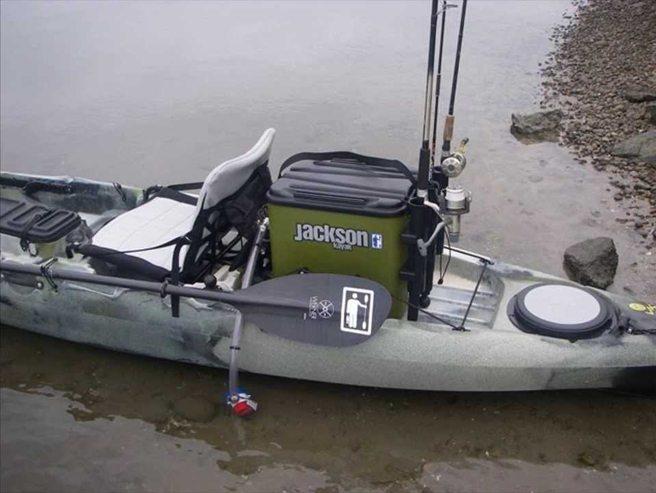 Jackson Kayak JKrate Pack & Paddle