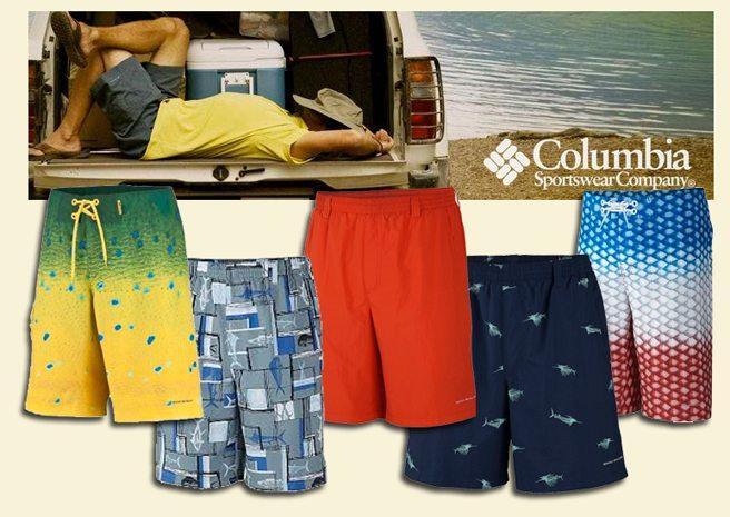 Columbia Men's Swim