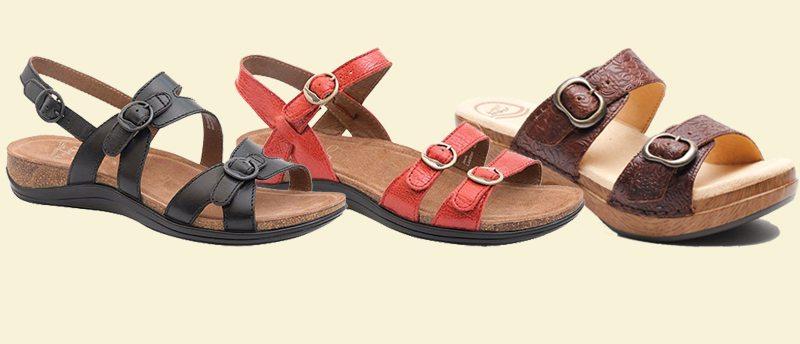 dansko sandals pack & paddle