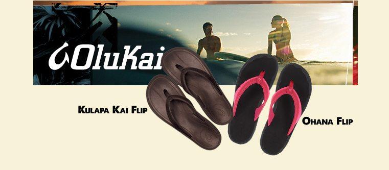 Olukai Flip Flop Summer Pack & Paddle