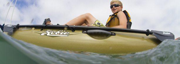 Hobie Kayaks Pack & Paddle