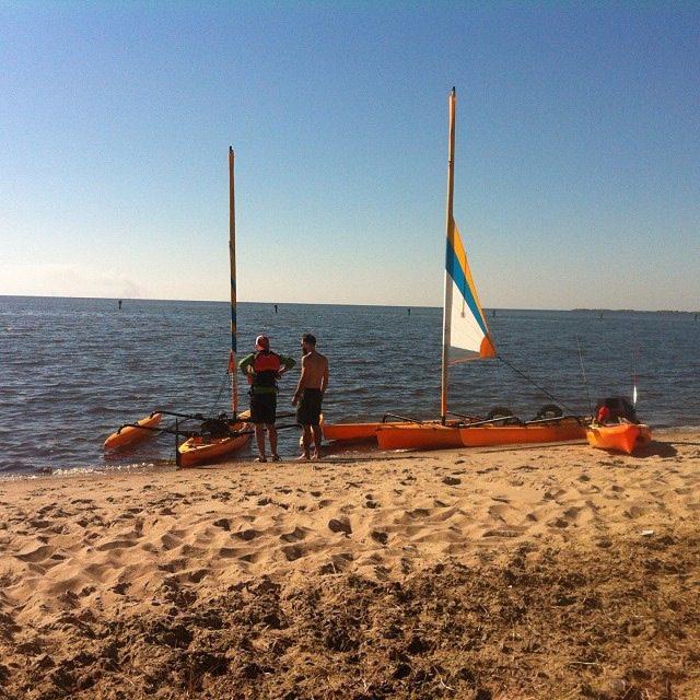 Hobie Kayaks Sailing Pack & Paddle