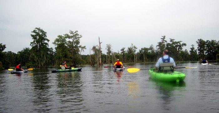 Kayaking 101 Pack & Paddle