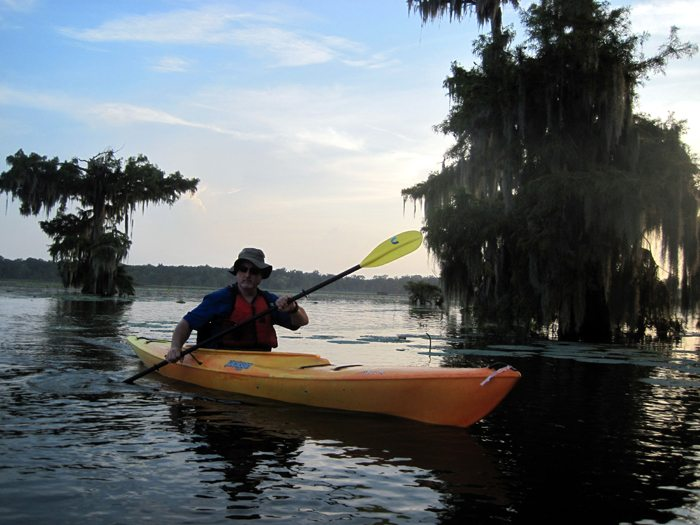 Kayaking 102 Class August 2014 Pack & Paddle