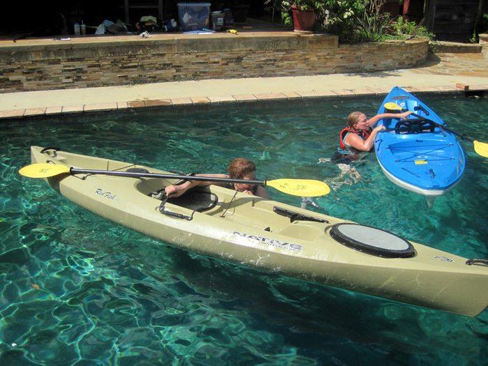 Kayaking 102 September 2014 Pack & Paddle