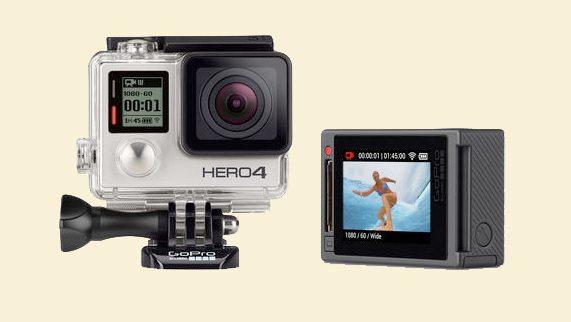 New HERO4 GoPro!