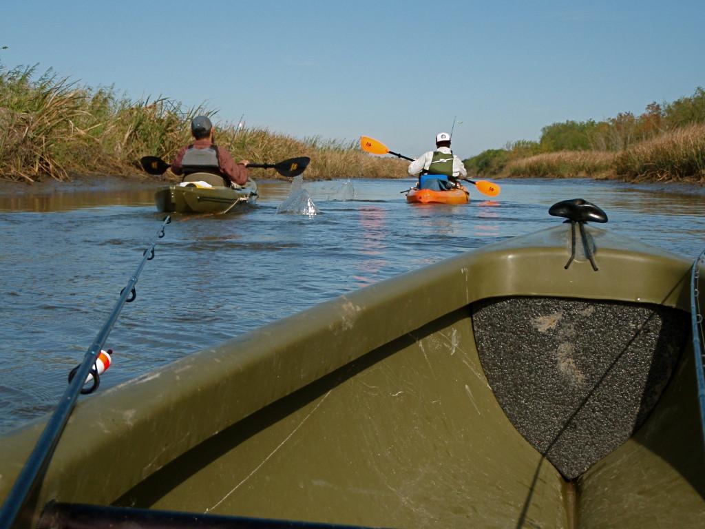 Where To Kayak Fish Pack And Paddle